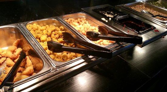Algonquin, IL: shrimp choices