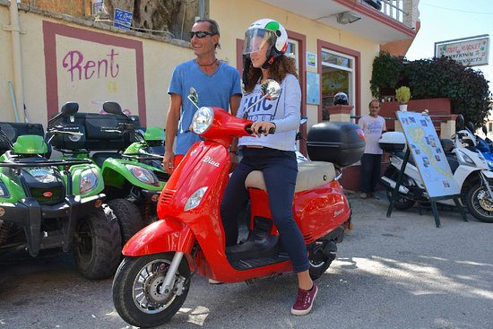 Agios Gordios Rent A Bike Scooter ATV