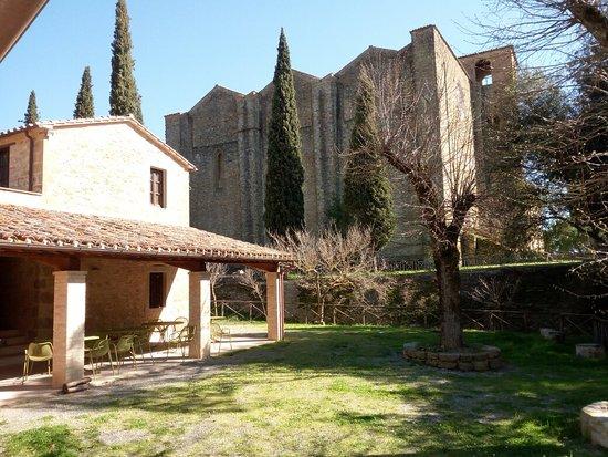 Perugia, Italia: Abazzia Montelabate