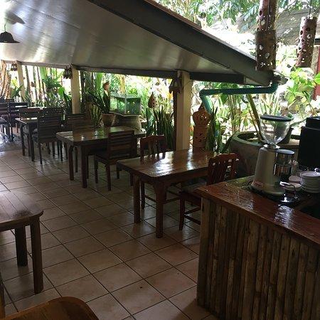 Khao Sok Las Orquideas Resort: Salle de petit-déjeuner