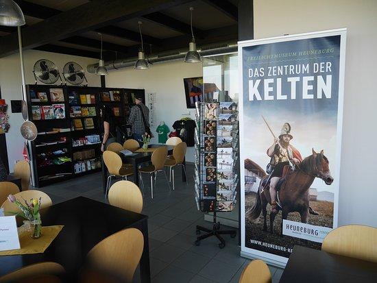 Freilichtmuseum Heuneburg -Keltenstadt Pyrene