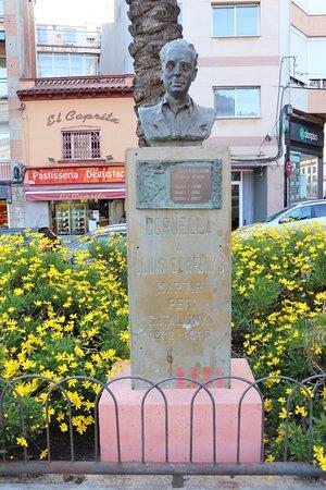 Monumento a Lluis Companys i Jover