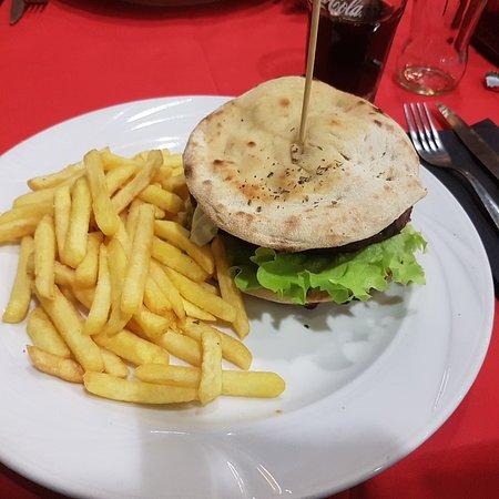 Rivalta di Torino, Italie : Hamburger