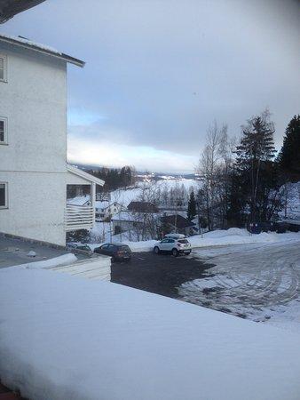 Gran Municipality, Norwegia: Utsikt fra rom