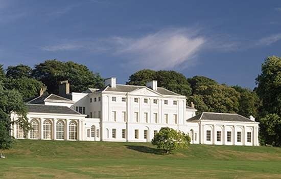 Kenwood House Hampstead Cafe