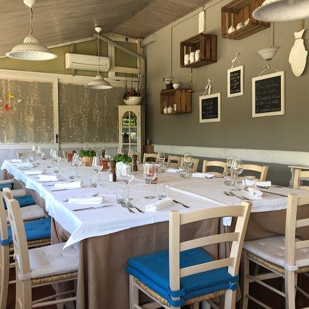 Il Bocconcino Marina di Massa: Locale