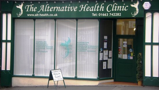 ‪The Alternative Health Clinic‬
