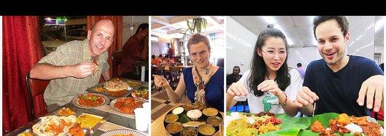 New Delhi, India: Food Tour Agra
