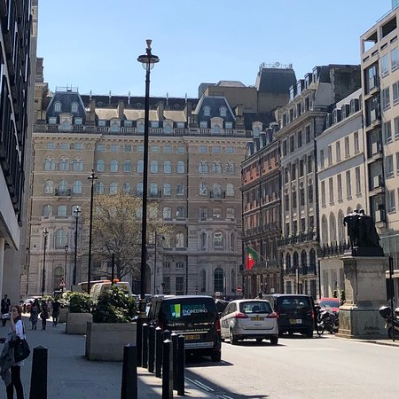 Lovely stay at the Langham London