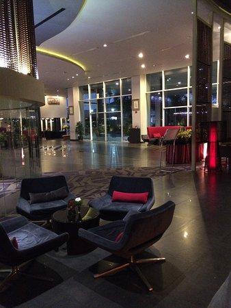 Racha Thewa, Thailand: Lobby