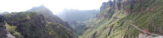 Masca Valley: Masca