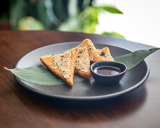 Benowa, Australia: Prawn Toast