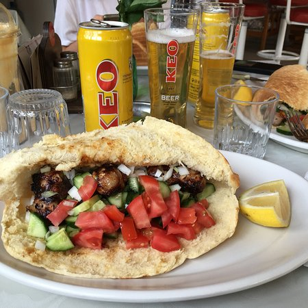 Traditional Kebab House Photo