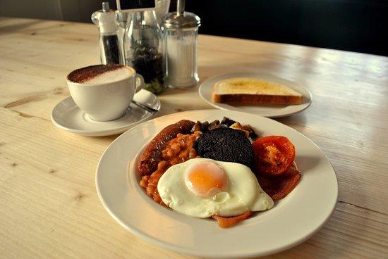 Gwynedd, UK: Breakfast