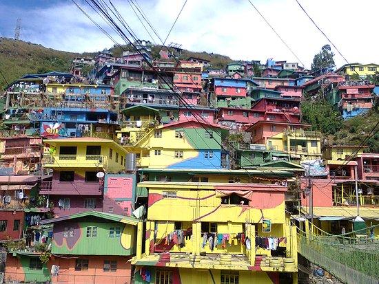 Stobosa Houses: Colorful