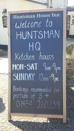 The Huntsman Country Inn & Restaurant: Huntsman