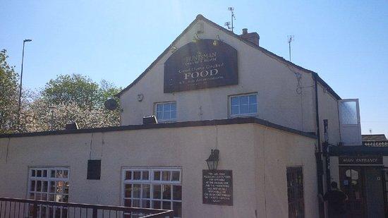 The Huntsman Country Inn & Restaurant: Outside