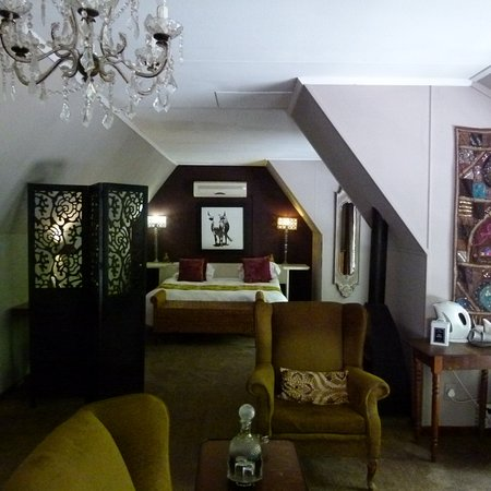Henley on Klip, South Africa: Great decor