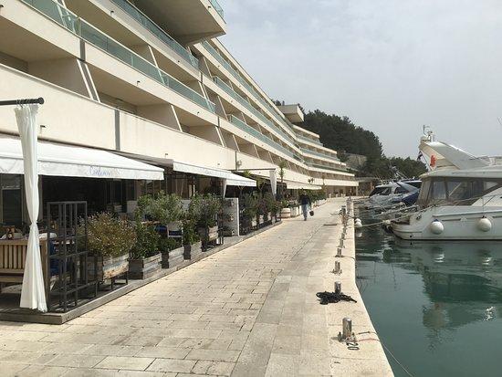Podstrana, Croatia: Boardwalk