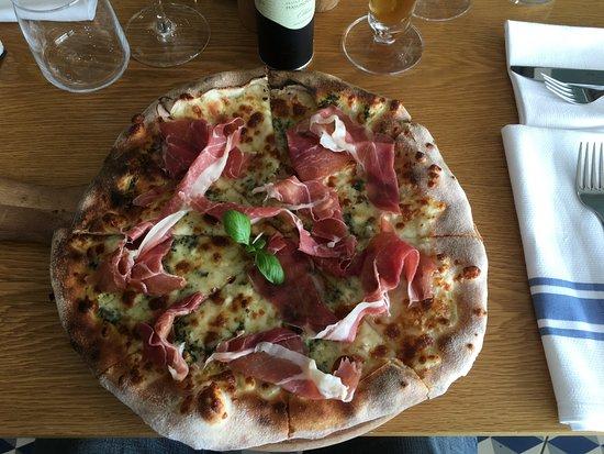 Podstrana, Croatia: The pizza