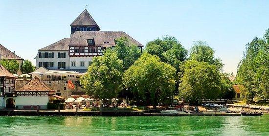 Diessenhofen, Suisse : Juwel am Rhein