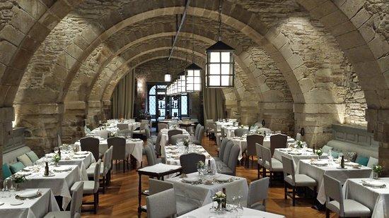imagen Parador Hostal Dos Reis Catolicos Restaurant en Santiago de Compostela