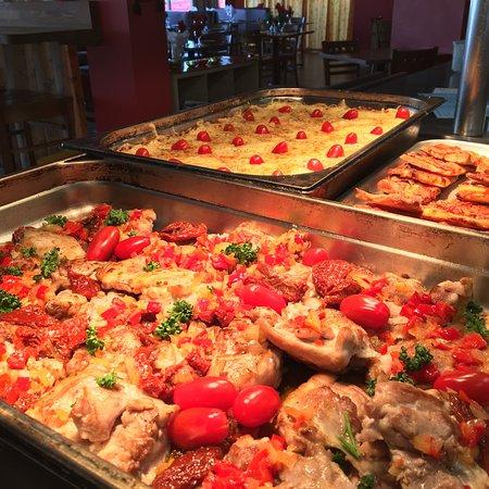 Italian Buffet night @ Med