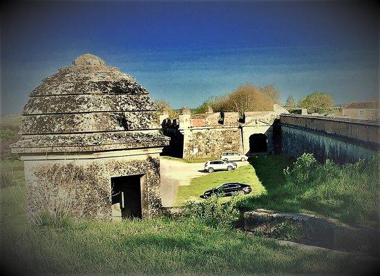 Citadelle fortifiee