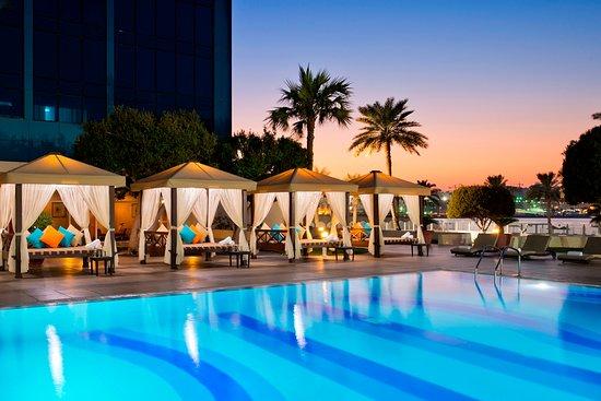 Pool - Picture of Doha Marriott Hotel - Tripadvisor