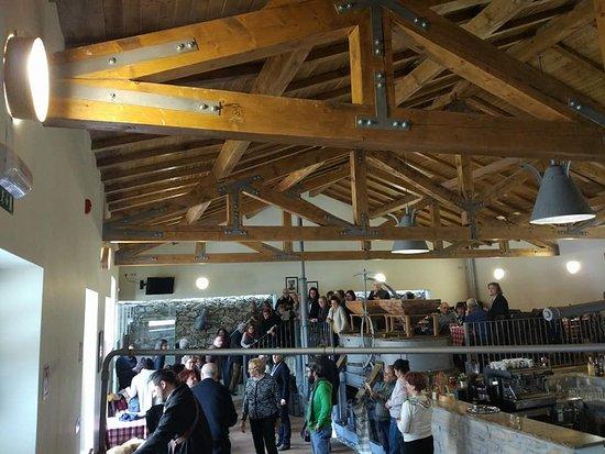 Sendim, Portugal: Visita da Associação Lérias