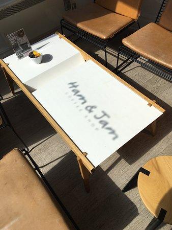 Bilde fra Ham and Jam Coffee Shop