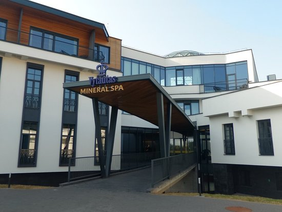 Birstonas, Lituania: Отель