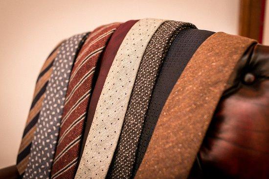 scopri le ultime tendenze design senza tempo valore eccezionale Cravatte su misura - Foto di Dalsarto, Roma - TripAdvisor