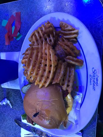 Be bop a lula burger