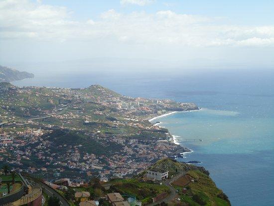 Cabo Girao : Panorama