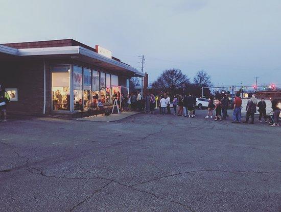 Ashland, OH: Opening day!