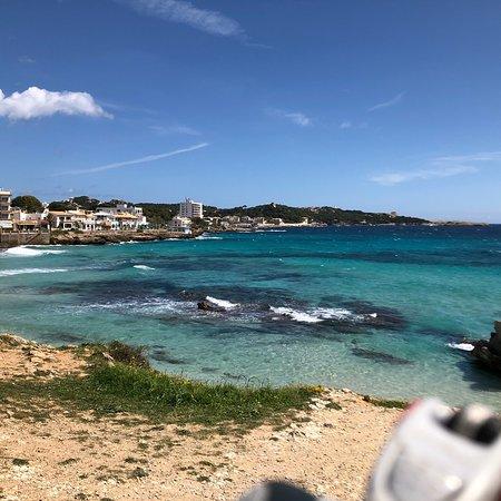 Playa de Son Moll: Impressionen