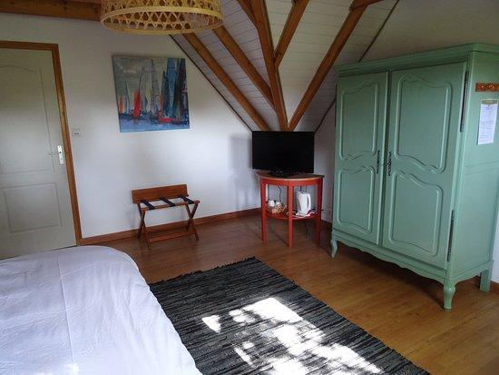 """Ploneour Lanvern, Frankrike: Chambre """"Balade à Plovan"""""""