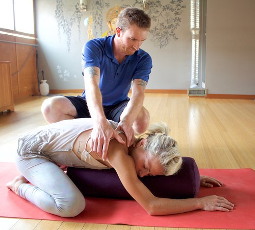 Cochrane, Canada: We are both Yoga Instructors.