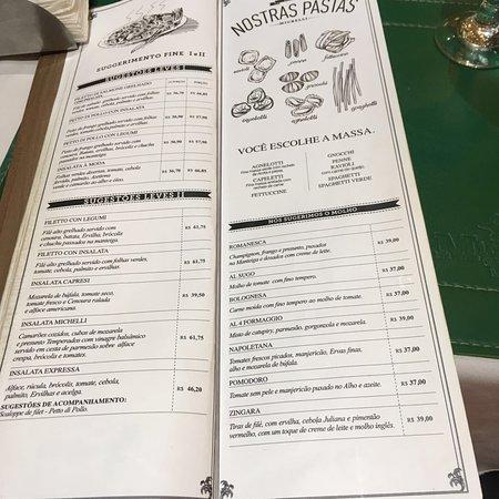 michelli ristorante italiano recife coment rios de