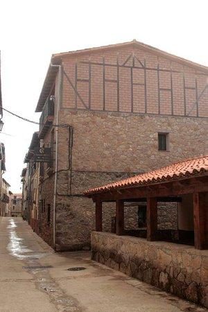 Guijo de Santa Barbara, Spain: Casa la abuela