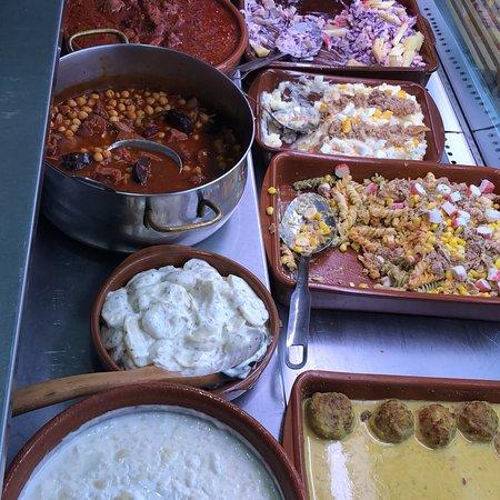 Estacion de Cartama, إسبانيا: Novedades y mucha variedad