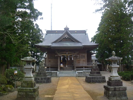 Suibara Hachimangu Shrine