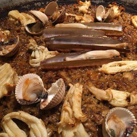 Seva, İspanya: Restaurant Can Pica-Soques