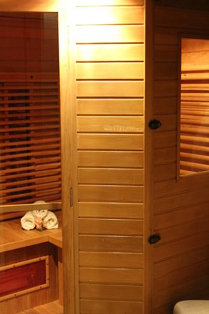 Chestertown, MD: Private Sauna