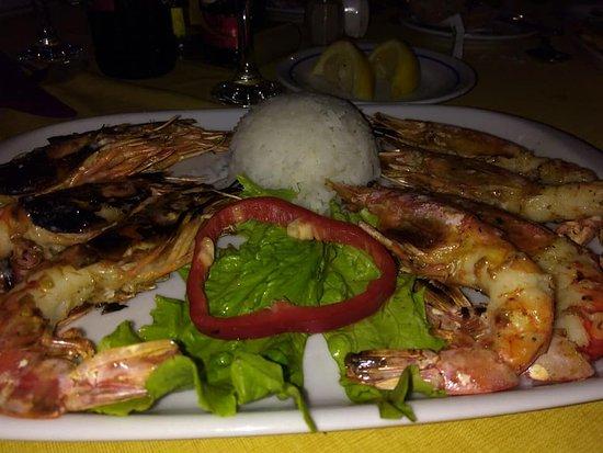 Restaurante 3 Marias : not a brilliant photo - also came with salad