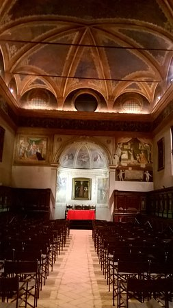 Sainte-Marie-des-Grâces (Santa Maria della Grazie) : Sacrestia del Bramante