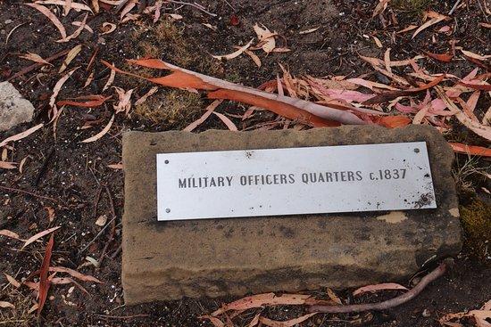 Saltwater River, Australia: Officers Quarters
