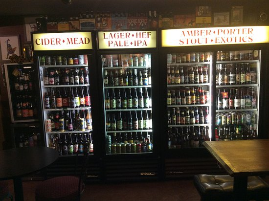 Bonners Ferry, ID: Over 300 Beers, Ciders and Meads to choose from!