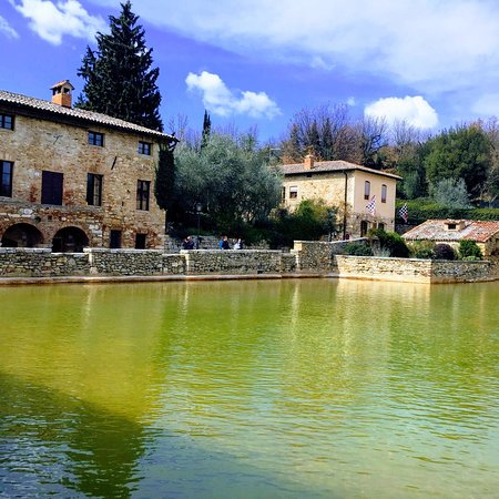 Terme bagno vignoni all you need to know before you go - B b bagno vignoni ...